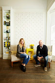 Founder of Drybar Alli Webb is photographed for Los Angeles Magazine on January 8 2015 in Los Angeles California PUBLISHED IMAGE