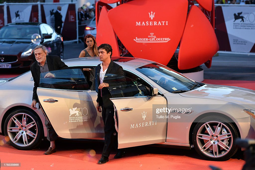 Maserati On The Red Carpet Of The 70th Venice International Film Festival - August 29, 2013