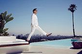 Rohan Oza, The Hollywood