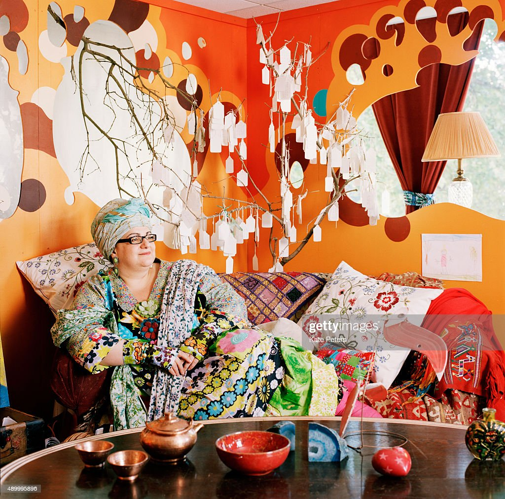 Founder of Kids Company Camila Batmanghelidjh is photographed on June 15, 2009 in London, England.