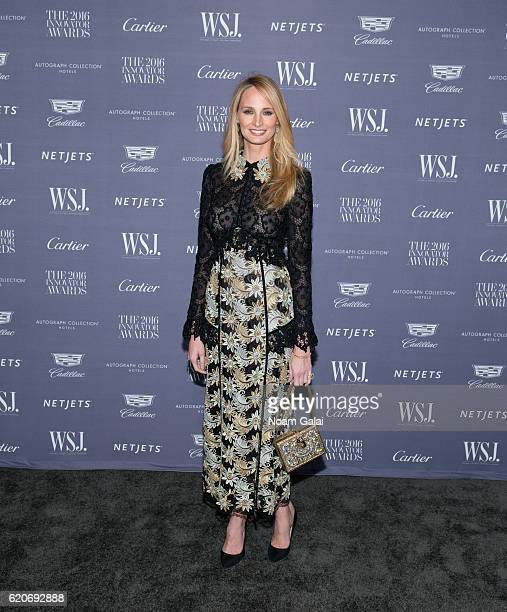 Founder of Moda Operandi Lauren Santo Domingo attends the WSJ Magazine Innovator Awards at Museum of Modern Art on November 2 2016 in New York City