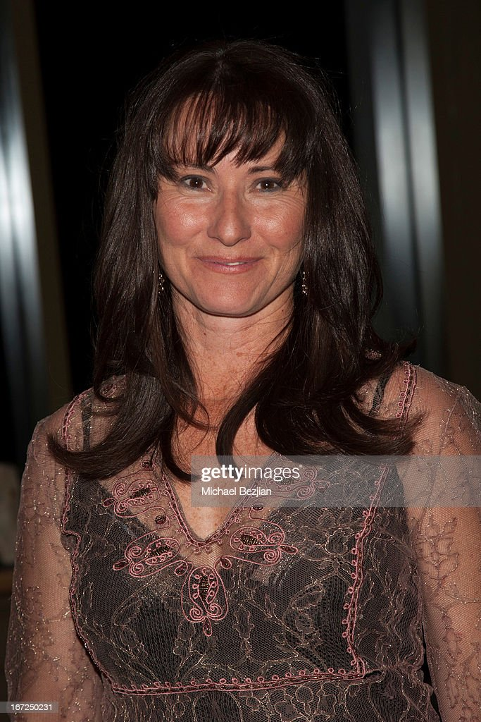 Founder of Mutt Match LA Sheilah Aragon attends Mutt Match LA Fundraiser at Soho House on April 22, 2013 in West Hollywood, California.