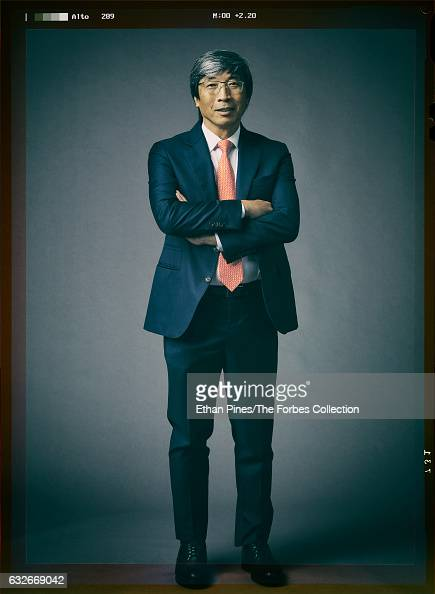 Founder of NantWorks Patrick SoonShiong is photographed for Forbes Magazine on September 13 2016 in Culver City California PUBLISHED IMAGE CREDIT...