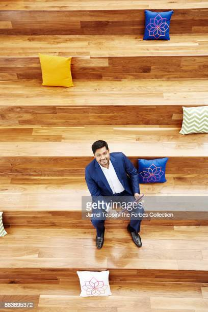 Founder of Outcome Health Rishi Shah is photographed for Forbes Magazine on June 1 2017 in New York City PUBLISHED IMAGE CREDIT MUST READ Jamel...