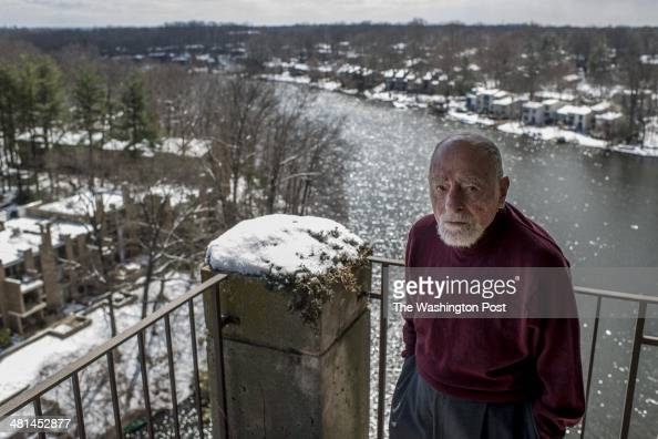 Founder of Reston Robert Simon soon to be 100 years old at his home above Lake Anne in Reston Virginia Wednesday March 26 2014 The town of Reston is...