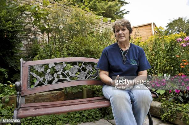 Founder of Secret World Wildlife Rescue Pauline Kidner in Somerset as controversial culling of badgers to tackle tuberculosis in cattle has finally...