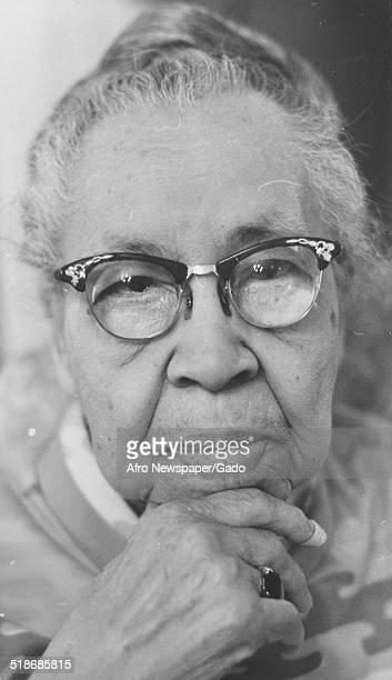 Founder of the Alpha Kappa Alpha sorority Norma Elizabeth Boyd February 1981