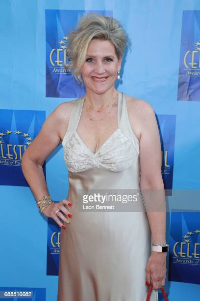 Founder of The American Soldier Annie Nelson attends the Celestial Awards Of Excellence at Alex Theatre on May 25 2017 in Glendale California