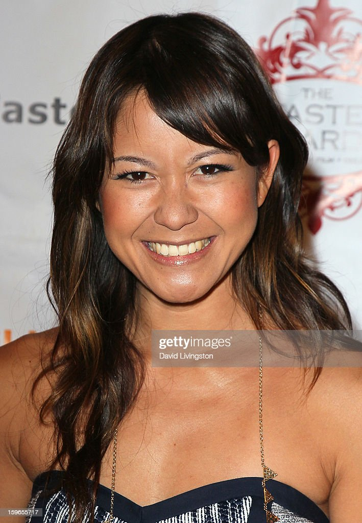 Founder of the online series 'FOOD CURATED' Liza de Guia attends the 4th Annual Taste Awards at Vibiana on January 17, 2013 in Los Angeles, California.