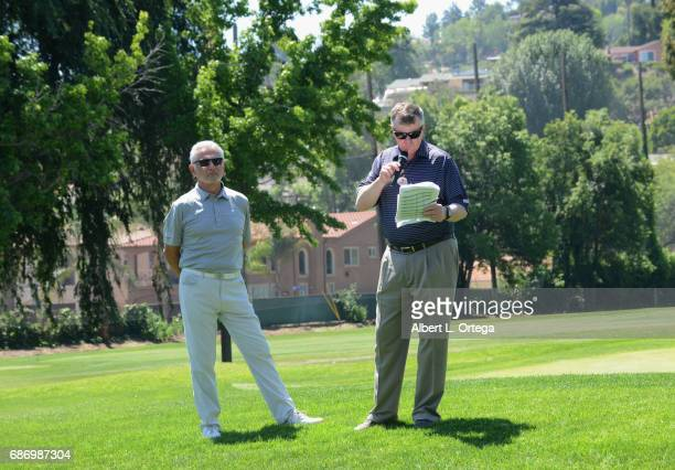 Founder Ron Silverman at the 5th Annual Matthew Silverman Memorial Golf Classic held at El Caballero Country Club on May 22 2017 in Tarzana California