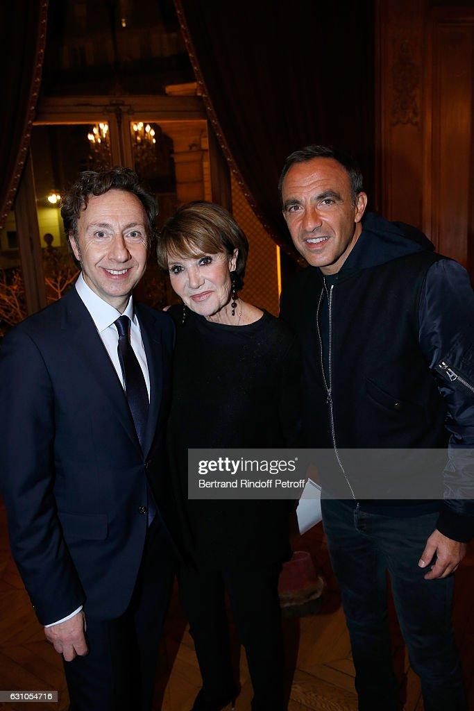 """Stephane Bern's Foundation For  """"L'Histoire Et Le Patrimoine"""" Delivers Its 2016 Prize"""