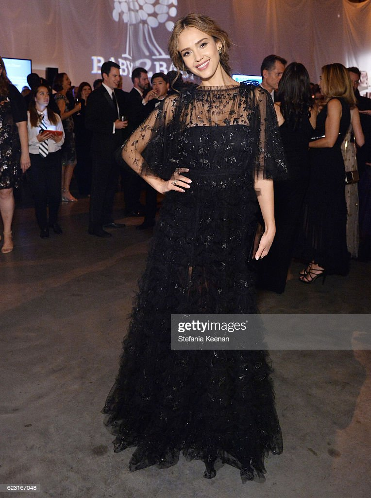 Founder, The Honest Company, Jessica Alba attends the Fifth Annual Baby2Baby Gala, Presented By John Paul Mitchell Systems at 3LABS on November 12, 2016 in Culver City, California.