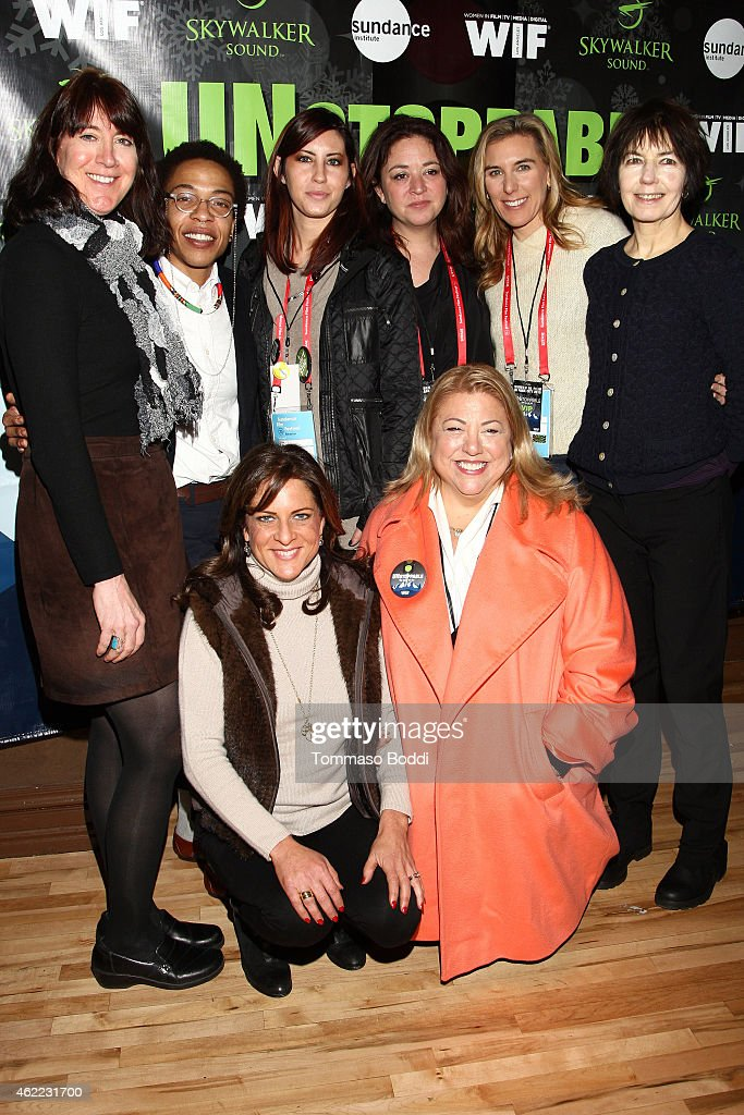 Women In Film Presents Ninth Annual Sundance Filmmakers Panel Presented By Skywalker Sound - 2015 Park City