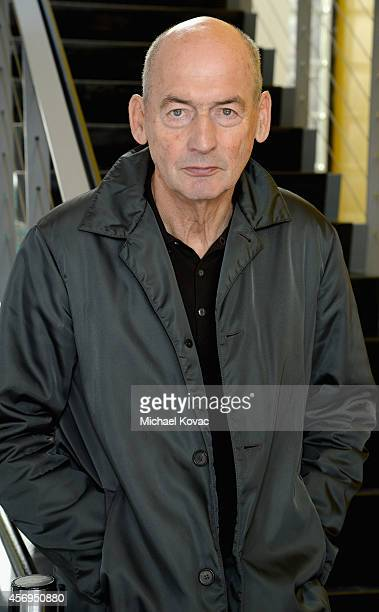 Founding Partner Rem Koolhaas attends the Vanity Fair New Establishment Summit at Yerba Buena Center for the Arts on October 9 2014 in San Francisco...