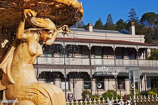 Fountain , Daylesford, Victoria, Australia