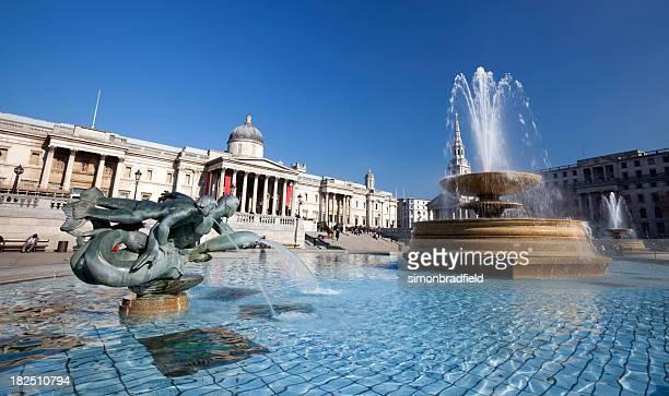 Fontaine de la National Gallery