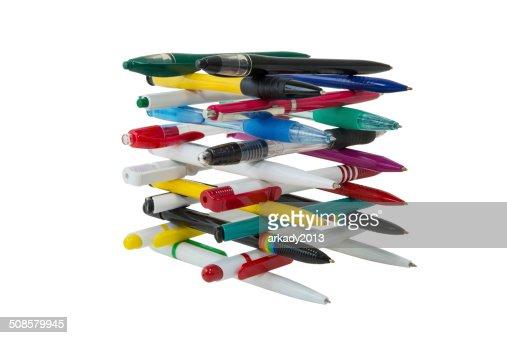 fountain pen : Stock Photo