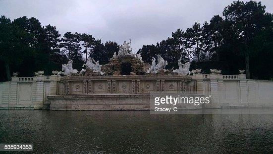 Fountain : Stock Photo
