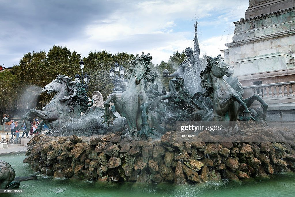 fountain : Stock Photo