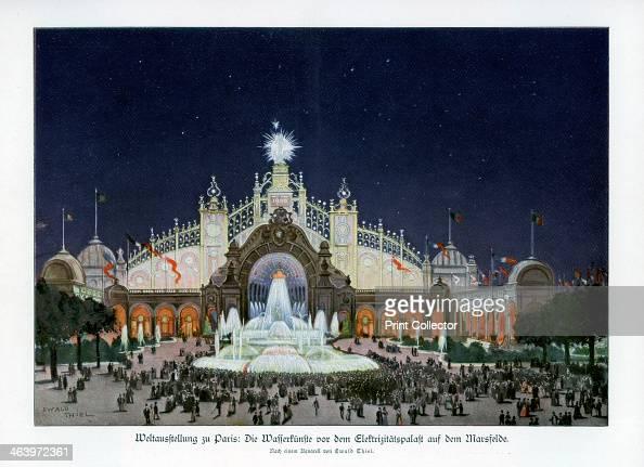 Esposizione universale di parigi del 1889 foto e immagini for Expo paris mars