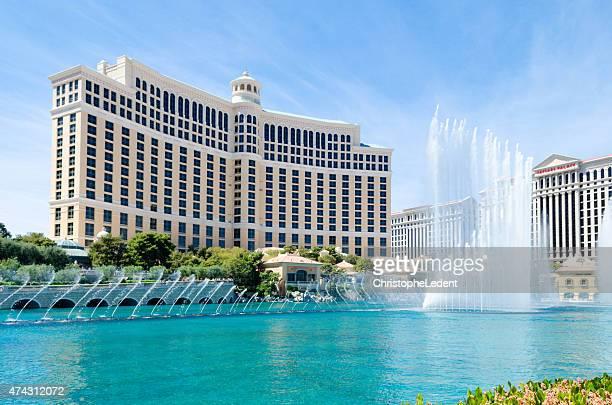 Fountains of the Bellagio Hotel, Las Vegas