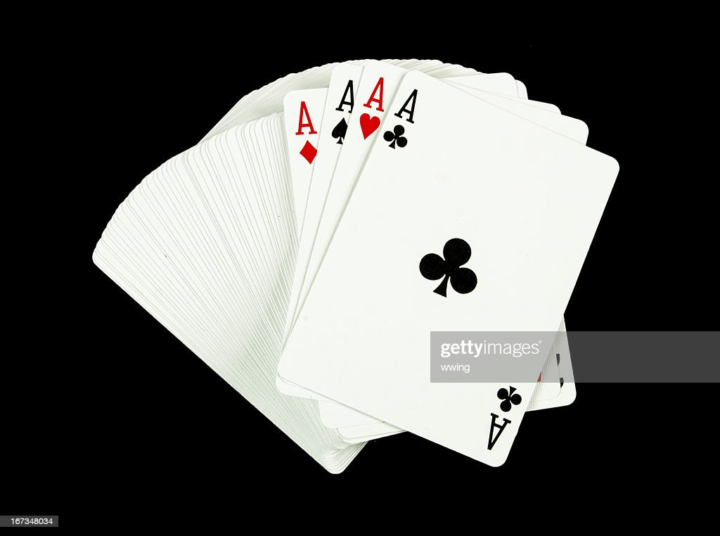 Four Aces on Deck