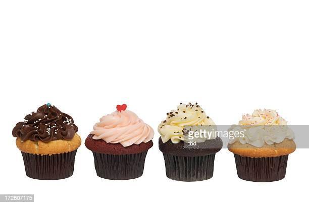 Quatro Cupcakes