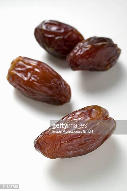 Four dried dates