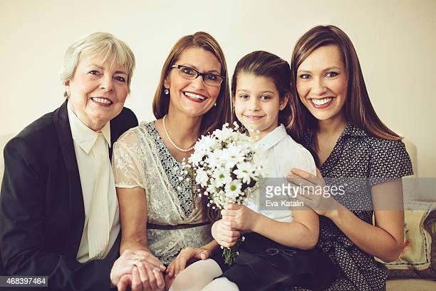 Cuatro generaciones