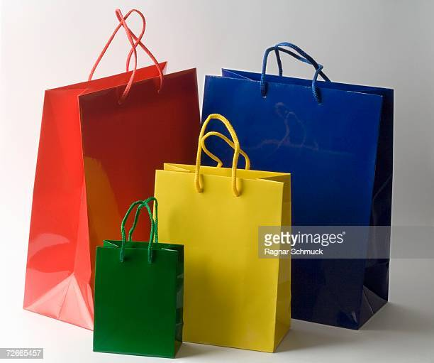 Four gift bags