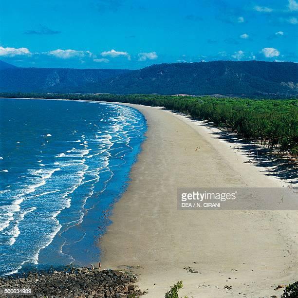 Four Mile Beach Port Douglas Queesland Australia