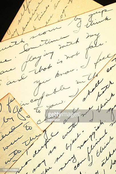 Quattro vecchie lettere
