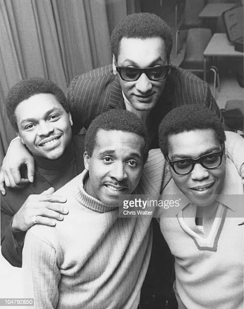 Renaldo 'Obie' Benson Levi Stubbs Abdul 'Duke' Fakir and Lawrence Payton 1966
