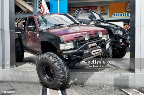 Geländewagen-LKWs