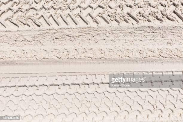 Four wheel drive tracks