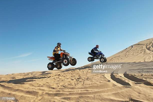 Four Wheeler Riding