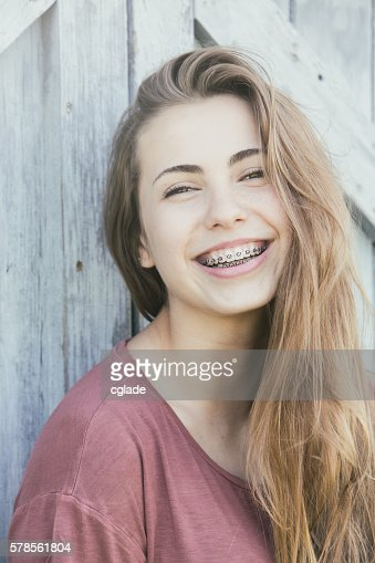 Pretty 14 Year Old Girl Stock Photos And Pictures Getty