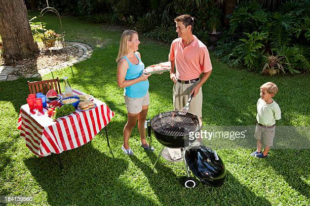 Fourth of July or Memorial Day barbecue