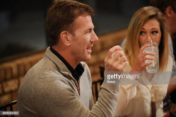 CHARM 'Fowl Play' Episode 407 Pictured Thomas Ravenel Chelsea Meissner