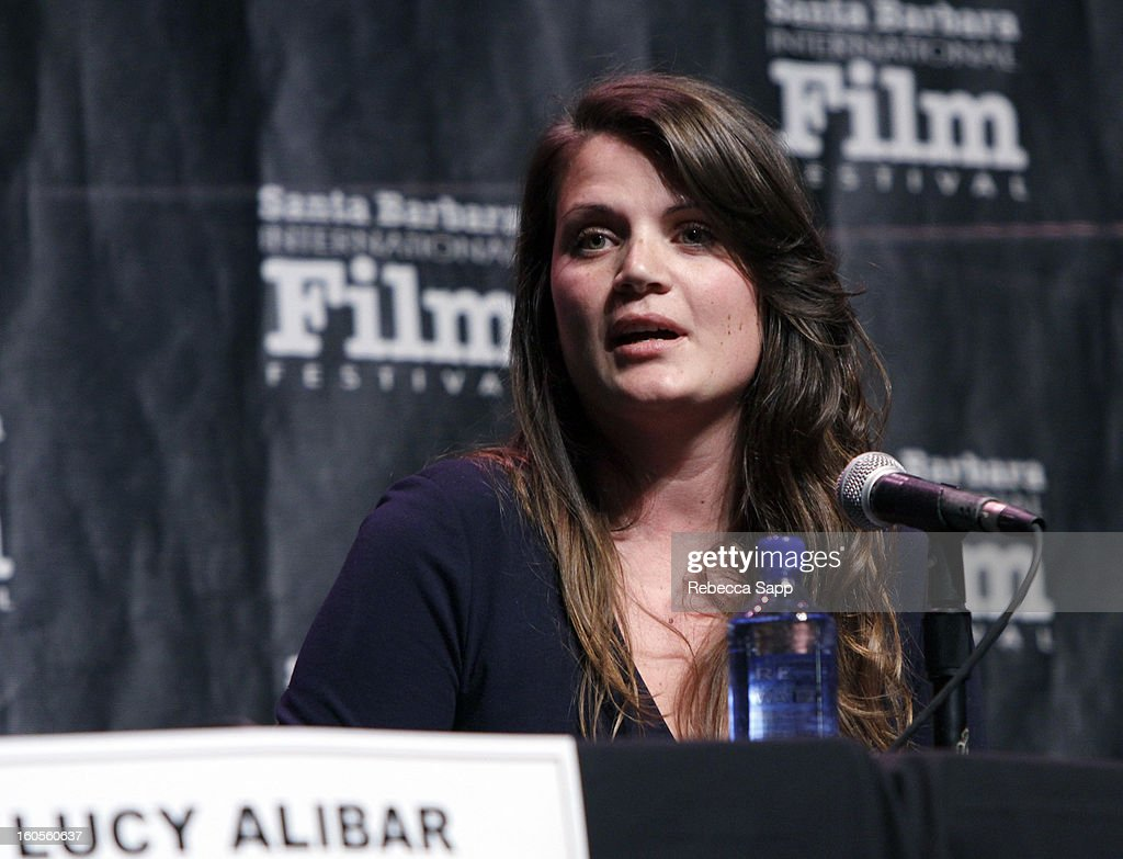 Fox Director of Development Marisa Paiva attends the 28th Santa Barbara International Film Festival Women's Panel on February 2, 2013 in Santa Barbara, California.