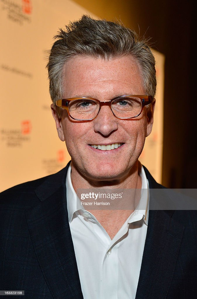 Fox entertainment chairman <a gi-track='captionPersonalityLinkClicked' href=/galleries/search?phrase=Kevin+Reilly&family=editorial&specificpeople=224700 ng-click='$event.stopPropagation()'>Kevin Reilly</a> arrives at The Alliance For Children's Rights' 21st Annual Dinner at The Beverly Hilton Hotel on March 7, 2013 in Beverly Hills, California.