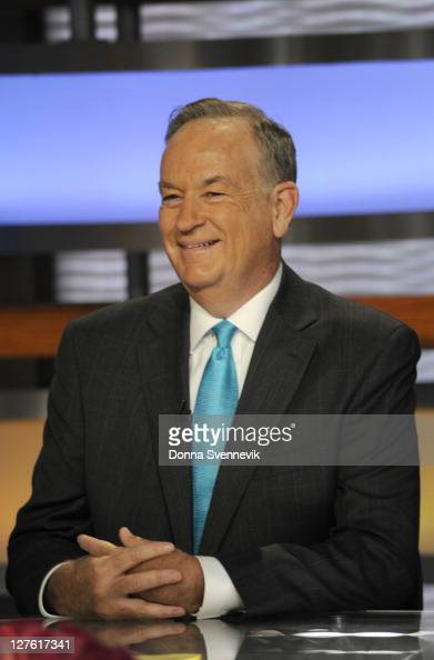 AMERICA Fox News' Bill O'Reilly appears on 'Good Morning America' 9/27/11 airing on the ABC Television Network BILL O
