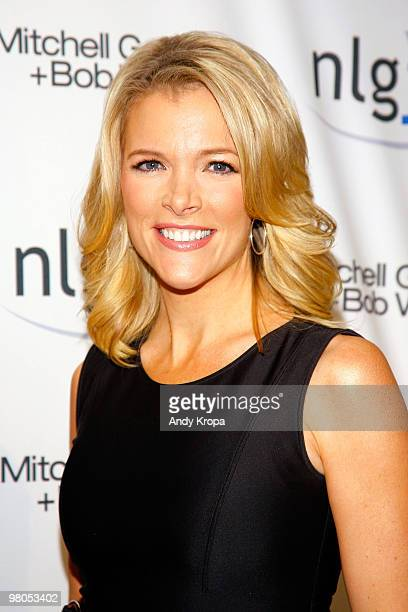 Fox News correspondent Megyn Kelly attends the NLGJA's 15th Annual New York Benefit at Mitchell Gold Bob Williams SoHo Store on March 25 2010 in New...