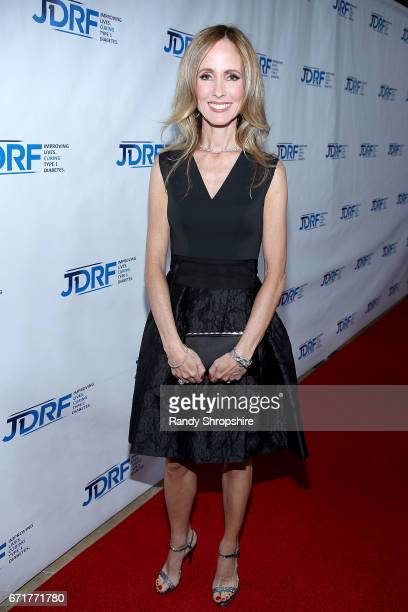Fox Television Group CoChairman and CEO Dana Walden attends JDRF LA's IMAGINE Gala to benefit type 1 diabetes research at The Beverly Hilton on April...