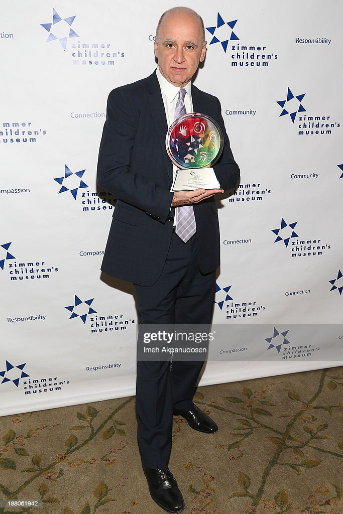 Fox Television Studios President David Madden attends the 13th Annual Discovery Award Dinner presented by the Zimmer Children's Museum at Beverly Hills Hotel on November 14, 2013 in Beverly Hills, California.