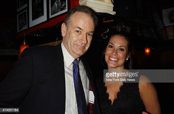 Fox TV host Bill O'Reilly and his wife Maureen at the Entertainment Weekly's 8th Annual Academy Awards Viewing Party held at Elaines