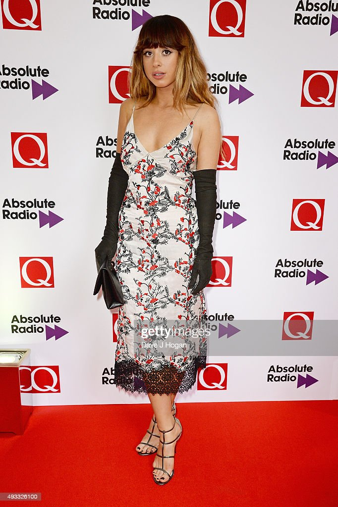 Foxes attends the Q Awards at The Grosvenor House Hotel on October 19 2015 in London England