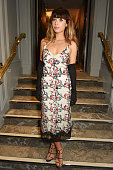 Foxes attends The Q Awards drinks reception at The Grosvenor House Hotel on October 19 2015 in London England