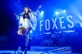 Foxes performs at Heaven on October 27 2015 in London England
