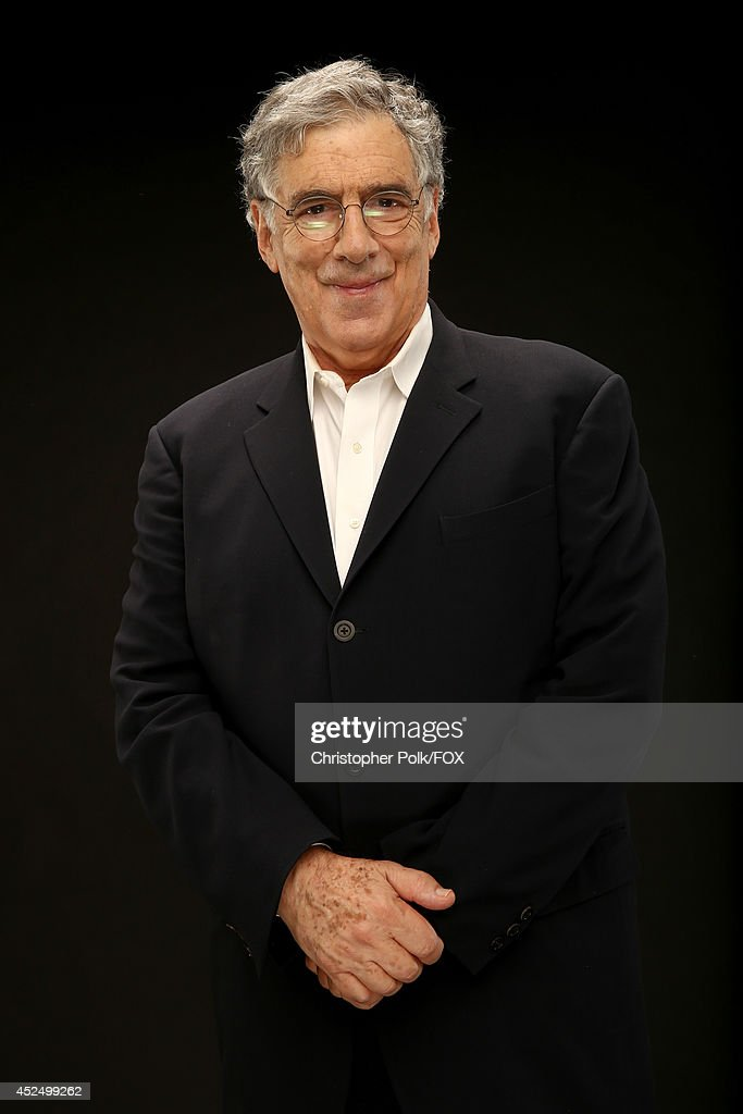 Fox's 'Mulaney' actor Elliott Gould poses for a portrait during Fox's 2014 Summer TCA Tour at The Beverly Hilton Hotel on July 20 2014 in Beverly...